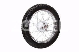 Motorcycle Tire Size 4.10-18,Pattern GP8,Yazd Tire Brand