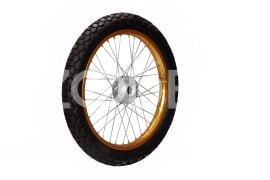 Motorcycle Tire Pattern SD, Size4.10-18 Yazd Tire Brand