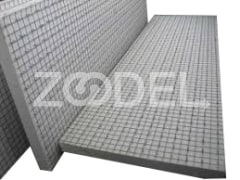 3D Plasma Isatsis Wall Panel