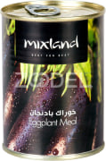 Canned Eggplant Meal - 400 Gr Can - Mix Land Brand