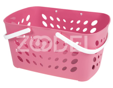 Shopping Basket - Plastic - With Handles - Limon Brand - Model : Sahel 1436