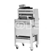 Bread cutter, toasting, cake and halvah, Cutting thickness of the machine, 12 mm, Morshid Gohar , Model: MG.S