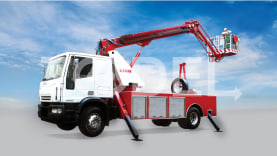 Telescopic Truck-mounted (TL 2000)