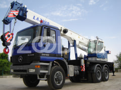 Truck-Mounted Telescopic Cranes (TC 200) - 360 litters oil tank - Lajvar Company