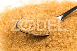 Raw Brown Sugar - Model 101 - Bulk - Taban Sepehr Alborz Company