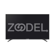 "LED Smart TV - 43"", FHD Quality, Black Color, X-Vision Model: 43XT520"