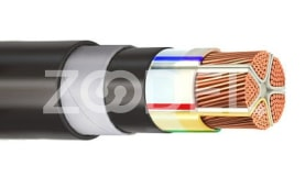 Armoured power cable VBbShv (Copper)