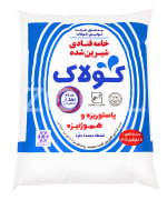 Whipped Cream - Sweetened, Frozen, Pasteurized, With Animal Fat, Premium - 5 Kg Nylon Package - Koolak