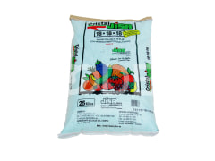 Fertilizer Powder Crystal 18-18-18 - 25 Kg - Jisa Brand