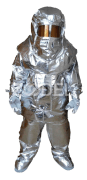 Heat-reflecting suit ТОК 200