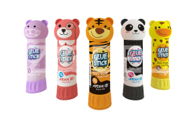 Glue Stick For Kids - 8 Gr - Arya Company - 8023