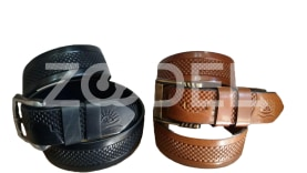 Genuine Cow Leather Belt For Men - Code : 4535 - Gara Company