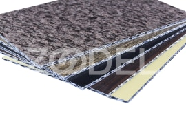3D Aluminum Panel - Premium Bond