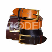 Wrinkle Free and Scratch Resistant Leather Belts