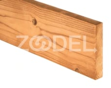 Profile - Thermally Modified Wood - Thermowood - Choobsun Shargh Company - N10