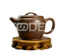 Chinese porcelain teapot Qinzhou Pure Handmade Nixing pottery teapot boutique 260ml