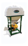 Sulfur Sprayer - Tractor Mounted, Centrifugal, 800 Kg - Tala Sepid Shargh Industry