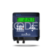 Weigh Indicator For Livestock Feeder - Model: Mini Dam Star - Micron Towzin Company