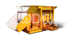 Grizzly Feeder - 600 Tons Per Hour Capacity For Feeding Material Production Line - Machine Roll Company