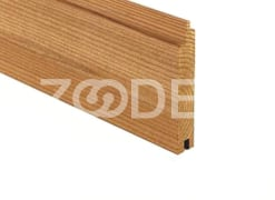 Profile - Thermally Modified Wood - Thermowood - Choobsun Shargh Company - NK10
