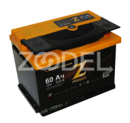Rechargeable Batteries Z POWER 60
