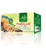 """Cooktea"" Cookie With Walnut, Raisins & Green Tea - 500 g Package, 12 Pcs - Behfar Lahijan"