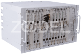 "Network Switch - 6U Model - Company ""Fatech Electronic"""