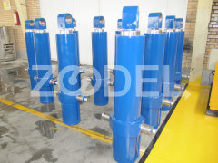 Synchronous Telescopic Cylinders