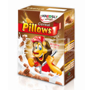 Breakfast Cereal Pillows with Chocolate - 275 gr - Krcoosly - Shahab Energy Sobh