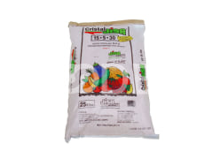 Fertilizer Powder Crystal 15-5-30 Fertilizer - 25 Kg - Jisa Brand
