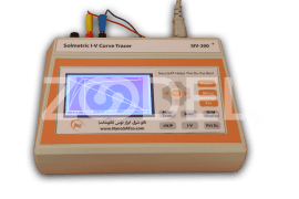Solar Cell Parameters Finder System