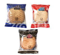 Cookie, Center Filled With Walnut, Coconut & Date - 100 g Cellophane Package - Behfar Brand