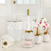 Bathroom Accessories Sets - Double Layered - Model: Romantic - Limon Brand