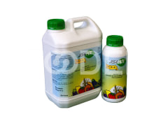 Liquid Fertilizer 12-4-6 Model : Jisafol - 1 Liter - Jisa Brand