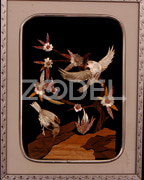 Shell Tableau (Two Birds Design)