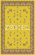 Machine Woven Carpet /Baghe Malek Design