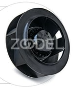 Centrifugal Fan - Radial - Usable In Various Hoods, Lifts, And Special Spaces - Air Flow 450 To 600 m3/h - Brand : Damandeh