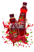 Barberry Juice - 100% Natural & Pure, 750 ml In Bottle - Tarvand Saffron