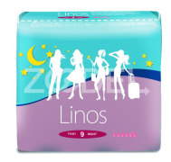 "Sanitary pads ""Linos Night"""