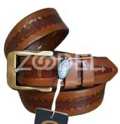 Genuine Cow Leather Belt For Men - Code : 4536 - Gara Company