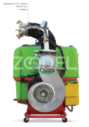Agricultural Sprayer - Tractor Mount,Turbo Liner, 1000 Liters, 50 m Working Width, Model: Gama - Tala Sepid SHargh Industry