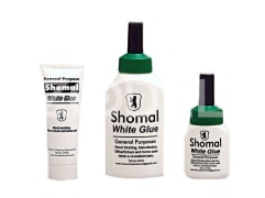 White Glue - For Household, Office, School, Carpentry & Handicrafts - Resin & Chasbe Shomal Chemical Industries