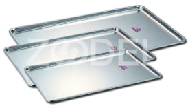 Baking Steel Tray - Rectangular, In Different Sizes & Thicknesses - Negar Steel Brand
