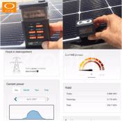 Solar Power Station Testig Device - ETP SOLAR Brand