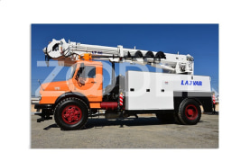 Line Truck (LT 80) - 8000 kg capacity of load lifting up to 3 meters - Lajvar Company