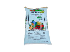 Fertilizer Powder Crystal 13-40-13 - 25 Kg - Jisa Brand