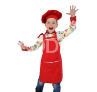 Chef's costume for children
