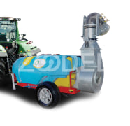 Agricultural Sprayer - Tractor Mounted, 800 & 2000 Liters, Turbo Liner - Tala Sepid Shargh Industry