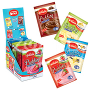 "Instant Pudding Powder in Different Flavors - 1500 g Package - Aidin Brand ""Yesvan"""