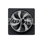 Industrial Fan - 7 Blade - Metal - With Frame - Air Flow 1650 To 12000 m3/h - Brand : Damandeh